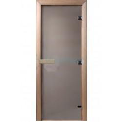 Банные двери матовое...