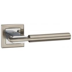 Ручка дверная CITY QL SN/CP-3