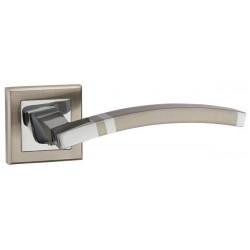 Ручка дверная NAVY QL SN/CP-3